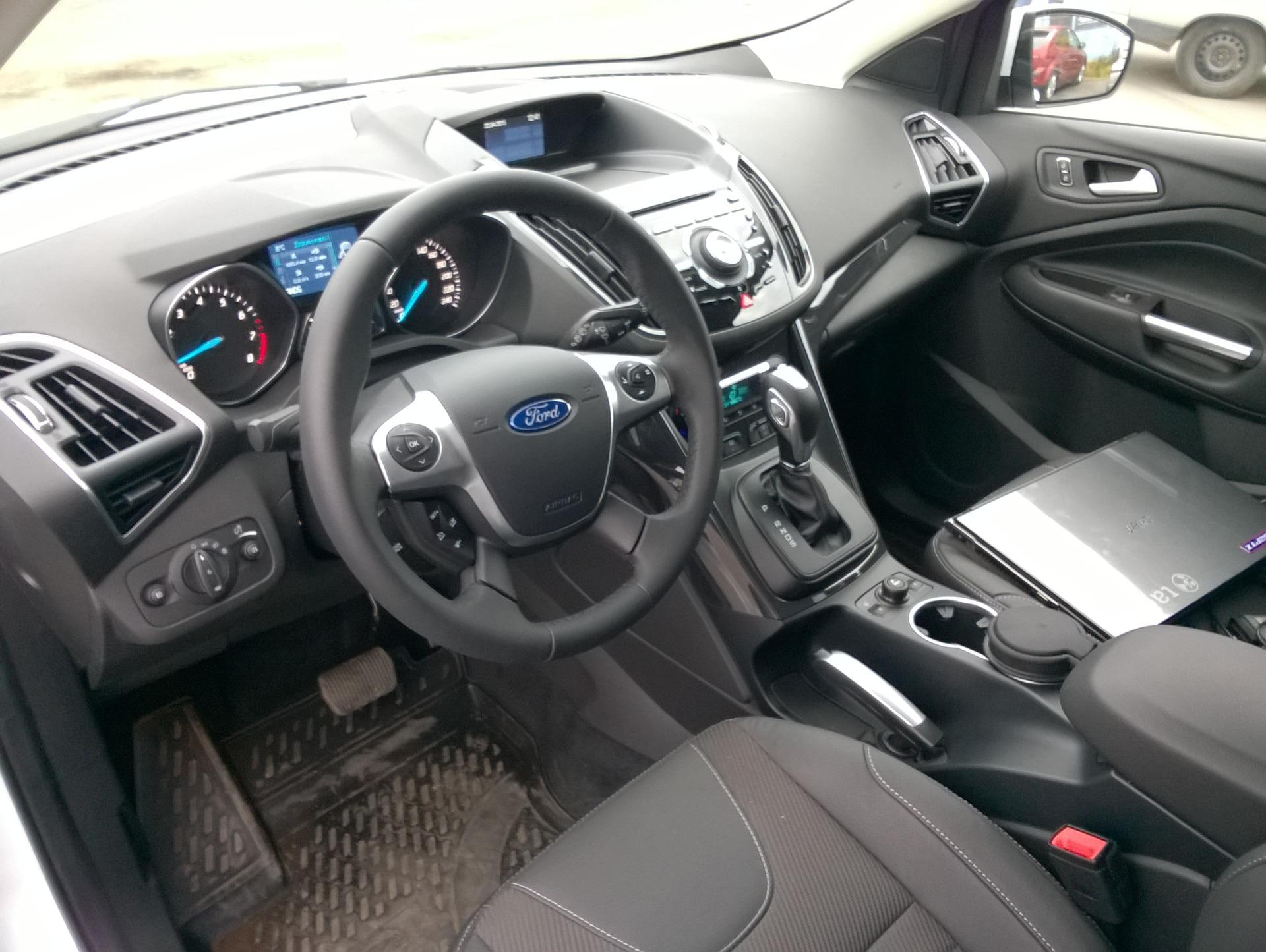 Чип-тюнинг Ford Kuga (II) 2.5i (150 л.с.) - RSchip