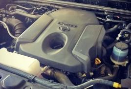 чип-тюнинг  Toyota Land Cruiser Prado 150 с новым дизельным мотором 2.8tdi.