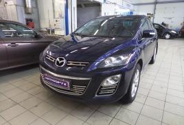 Чип-тюнинг Mazda CX-7 2.3 turbo в Петрозаводске